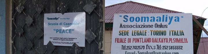 Associazione Soomaaliya ONLUS